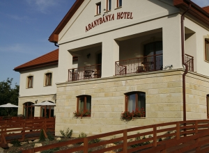 Aranybánya Hotel Telkibánya - Homlokzat