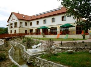 Aranybánya Hotel Telkibánya - Kert