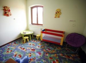 Aranybánya Hotel Telkibánya - Játszószoba