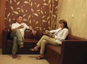 Aranybánya Hotel Telkibánya - Társalgó