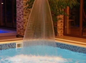 Aranybánya Hotel- Beltéri medence