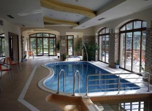 Aranybánya Hotel Telkibánya - Medence