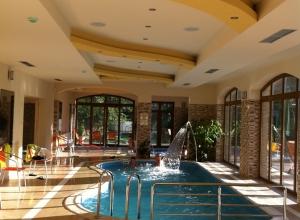 Aranybánya Hotel - Medence