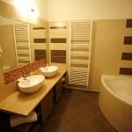 Aranybánya Hotel Telkibánya - Superior Családi Apartman fürdőszoba