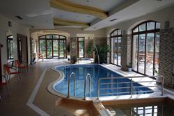 Aranybanya Hotel Telkibánya - Medence