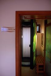 Aranybanya Hotel Telkibánya - Szolárium
