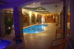 Aranybanya Hotel Telkibánya - Wellness részleg