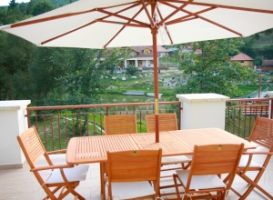 Aranybánya Hotel Telkibánya - Terasz