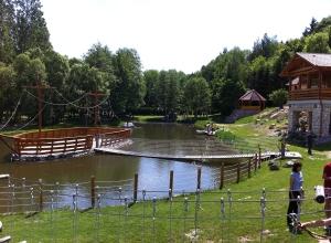 Aranybánya Hotel Telkibánya - Kalandpark