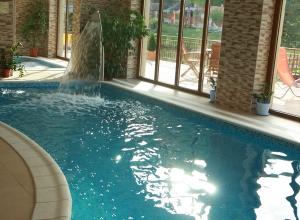 Aranybánya Hotel Telkibánya - Beltéri medence