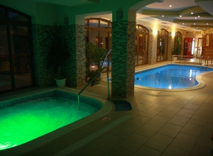Aranybánya Hotel Telkibánya - Wellness részleg
